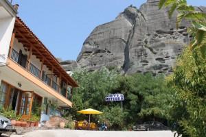 Hotel Meteora in Kalampaka, Meteora