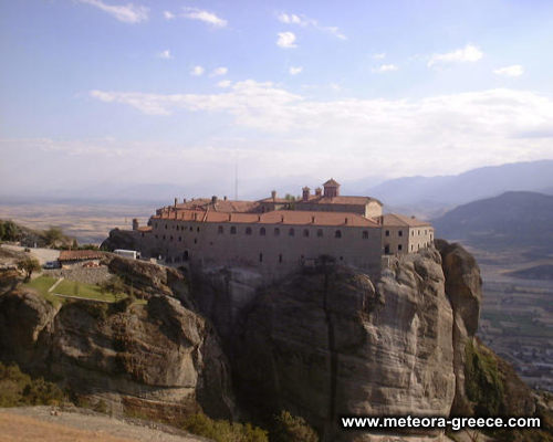 The Holy Monastery of Saint Stephen